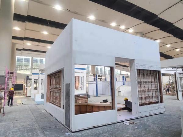 广州中国国际中小企业博览会展台搭建